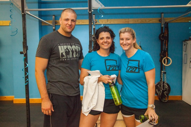 CrossFit 727 St. Petersburg